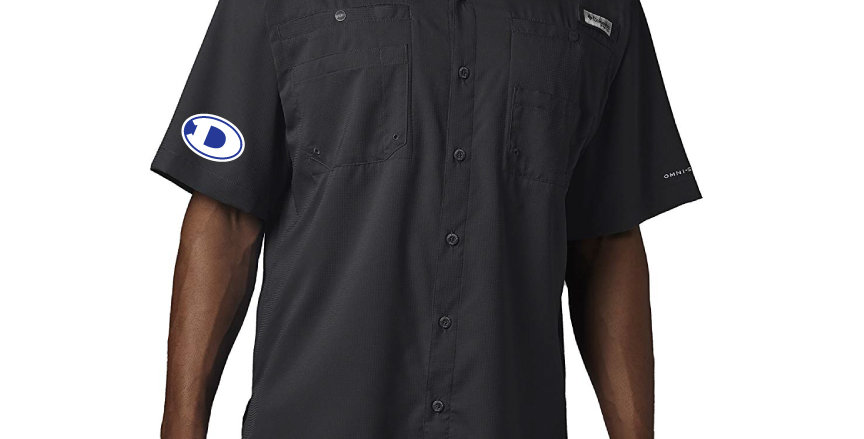 Decatur Columbia Tamiami II Short-Sleeve Shirt