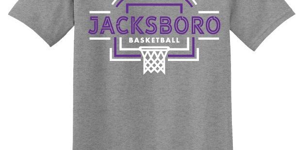 Jacksboro Basketball Spirit Apparel