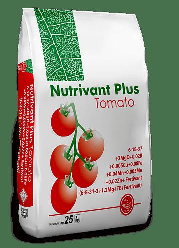 Удобрение минеральное Nutrivant Plus Tomato 6-18-37 (2MgO)+ME