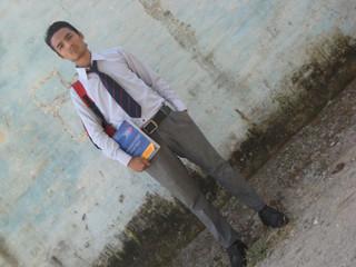 Tibetaanse jongen kan studeren