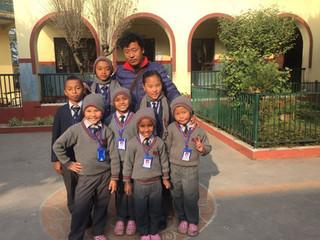Goed nieuws uit Nepal
