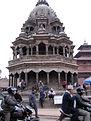 Tibet en India projecten, aardbeving Nepal