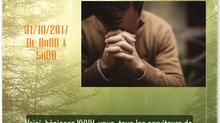 NUIT DE PRIERES ET DE CELEBRATION