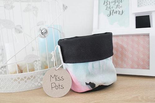 Miss Pots Coloured Pot (Small)