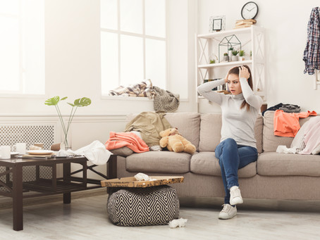 How Clutter Impacts Your Health