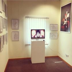 """Spring"" Senior Solo Exhibition"