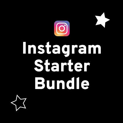 Instagram Starter Bundle