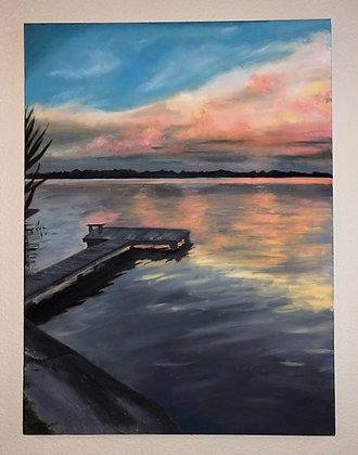 Floridian Sunset, 2018