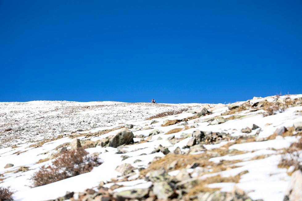 Quandary Peak in Colorado