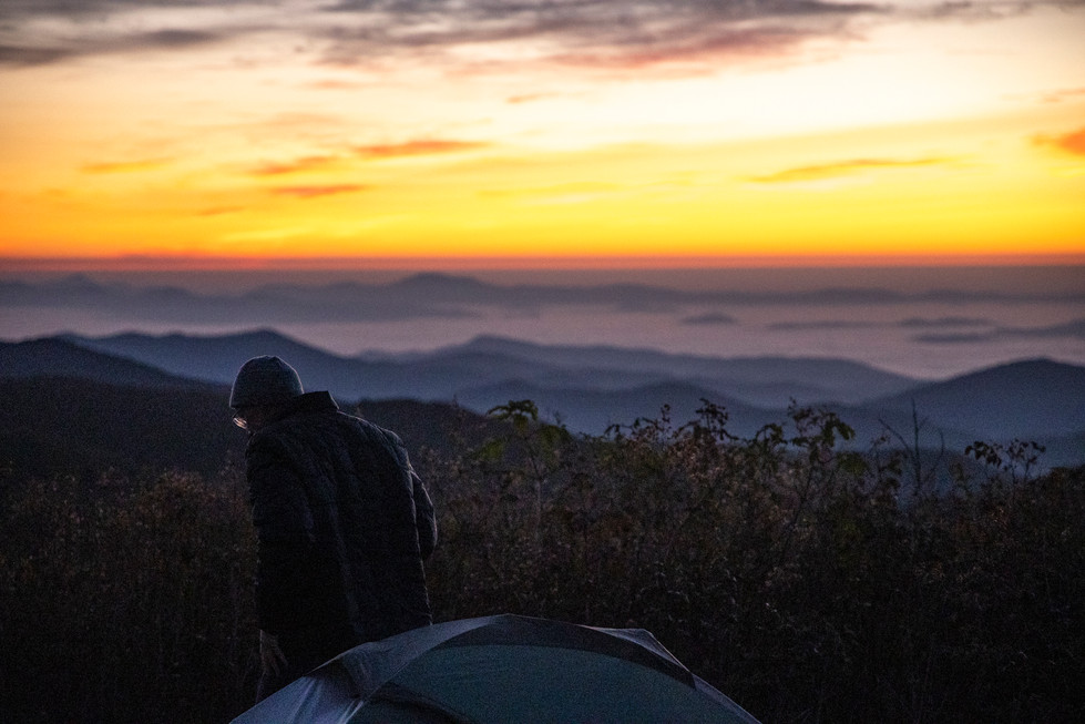Art Loeb Trail in North Carolina