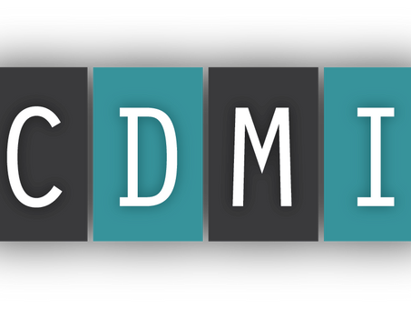 Look out for 2021 CDMI events!