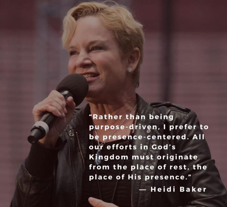 Heidi Baker
