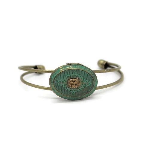 Adornment Locket Bracelet