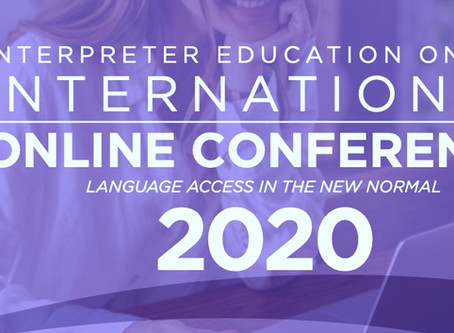 IEO's 2020 Virtual Conference