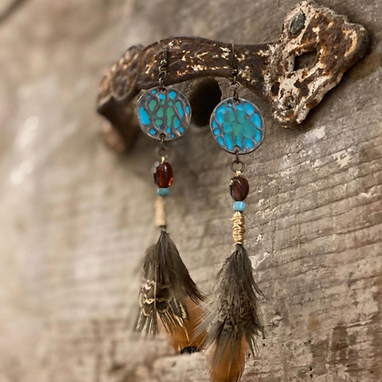Cherished Life Earrings