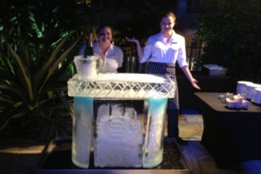 SMALL ICE BAR