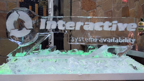 Corporate events and corporate ice sculptures