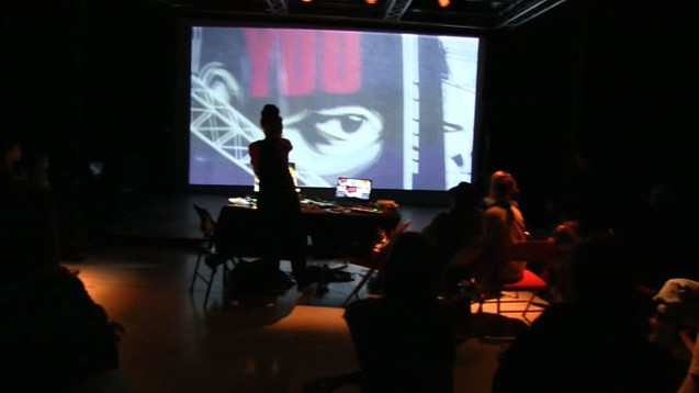Yvonne / Live Cinema / Objects Theater Mix