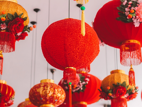 The Chinese New Year!