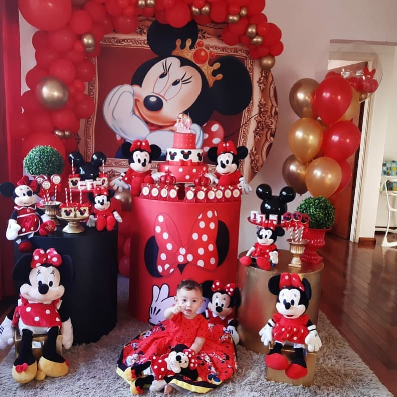 Mini Decor Minnie