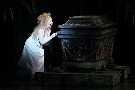 Tanz der Vampire Vereinigte Bühnen Wien ©RolfBock