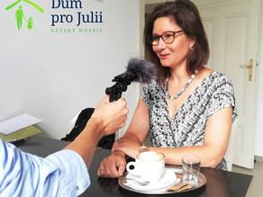 Podcast 2. díl - Petra Trnková: Julie nebude nikdy zapomenuta
