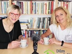 Podcast 4. díl - J. Jůzová a V. Lusková: Pomoc rodinám odlehčuje pečujícím rodičům o nemocné děti