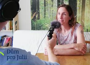Podcast 1. díl - Radka Vernerová