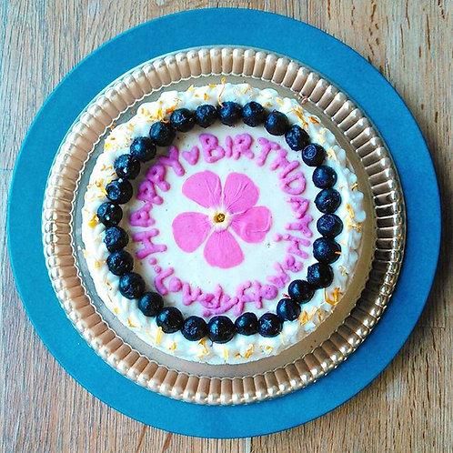 ローヴィーガンチーズケーキ