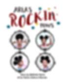 Aria's Rockin' Poufs book