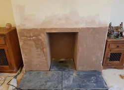 Stove install (3 of 4)