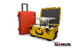 Nanuk Camera and Drons cases