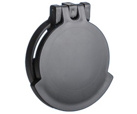 Flip-up cover 50mm for rifle scope