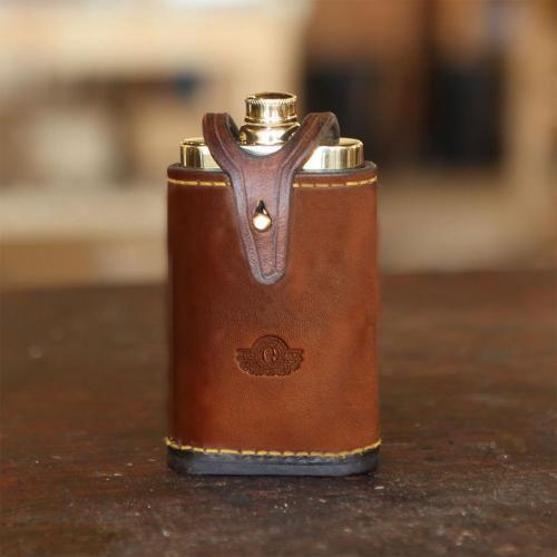 Wellington Hip Flask
