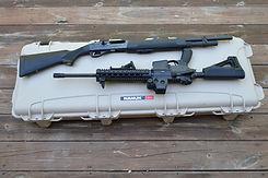 Nanuk Guns and Magazine cases