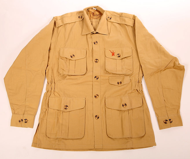 "Safari Jacket ""Sahariana"""