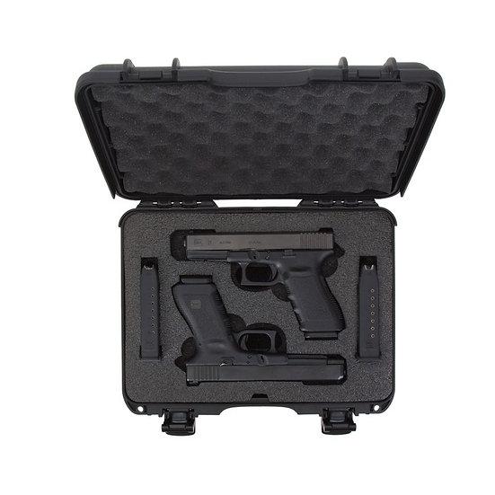 Nanuk 910 2 Glock case Safari Supplies