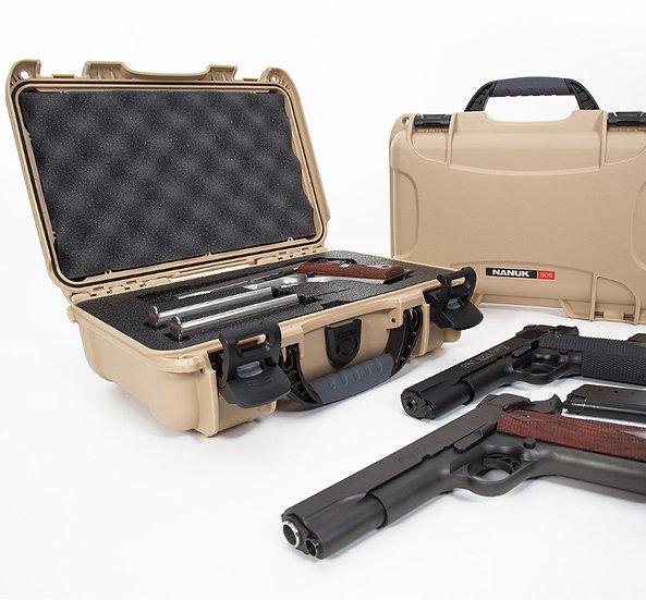 guncase for a 1911 pistol - Nanuk 909