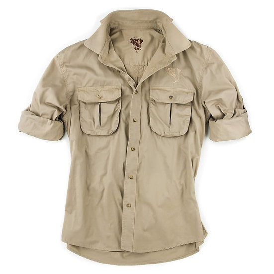 Courteney safari shirt Safari Supplies