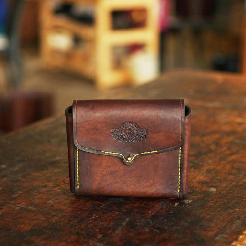 Els & Co Possibles Pouch - leather handmade