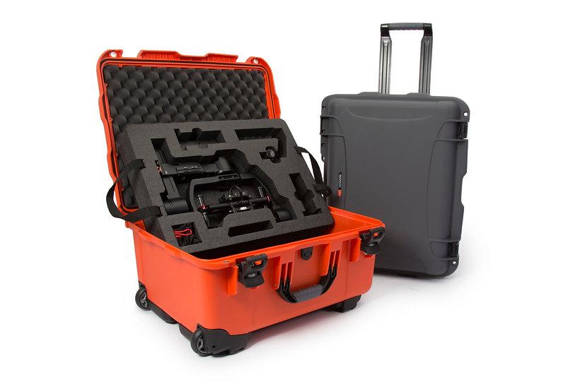 Nanuk Wheeled protective case / flightcase  for 950 DJI Ronin M