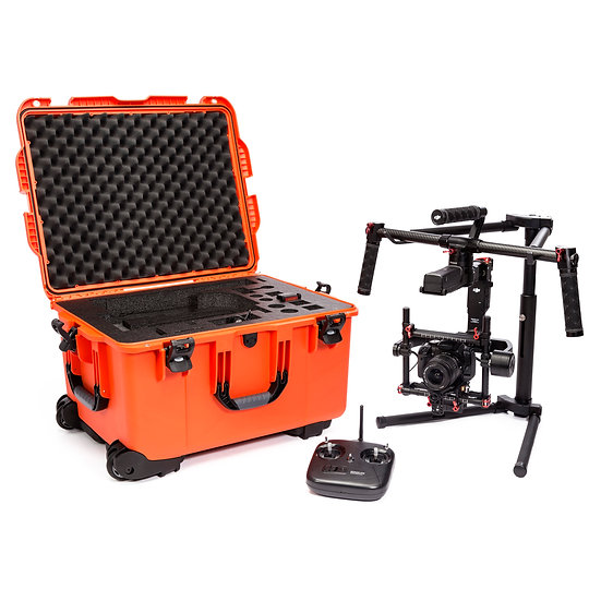 Nanuk Wheeled protective case / flightcase for 960 DJI Ronin MX