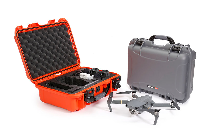 Nanuk Medium portective case / flight case for 920 DJI Mavic