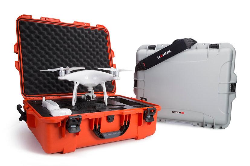 Nanuk Large protective case / flightcase  for 945 DJI Phantom 4