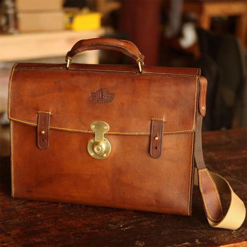 Johannesburg Leather Briefcase