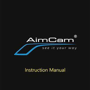 Instruction Manual for Aimcam Pro2