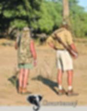 Safari Boots for Men , Hadmade in Zimbabwe.