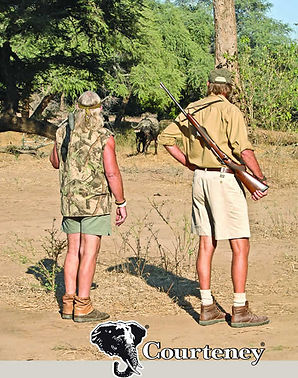 Safari Boots for Men , Hadmade in Zimbabwe.