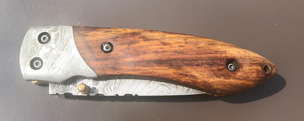 The Virunga folding Knife