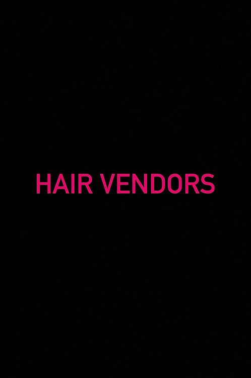 Vendors I Use ‼️